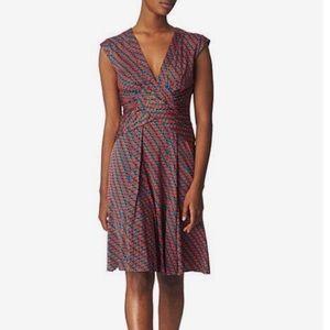 ISSA of London Watermelon Print Dress